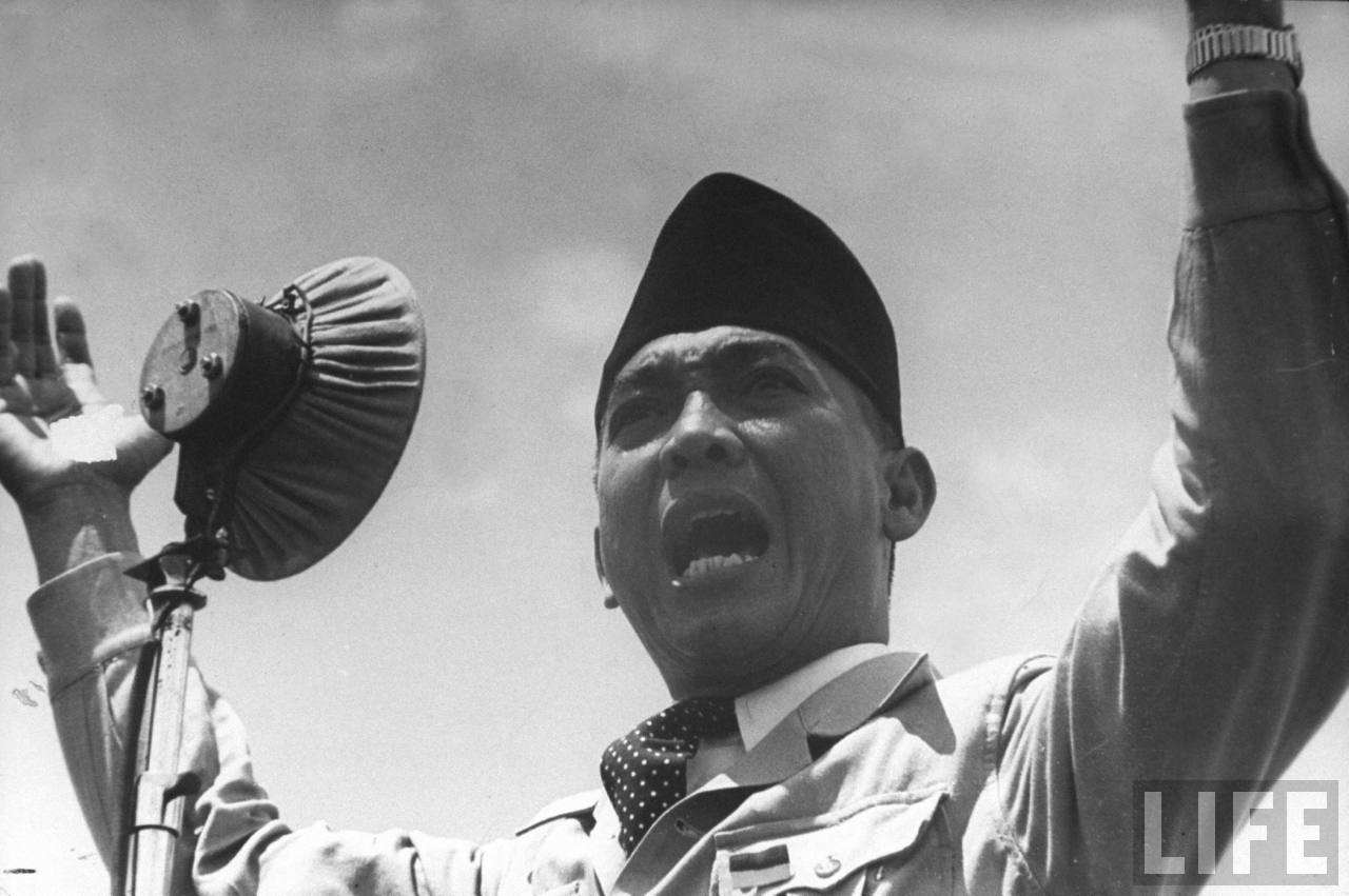 4 Pidato Bung Karno Yang Membangkitkan Rasa Nasionalisme