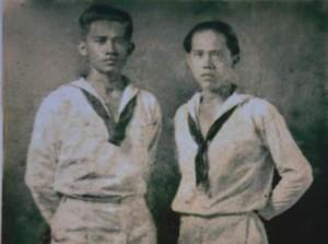 Dua prajurit pribumi yang terlibat pemberontakan (dok Agih Subakti)