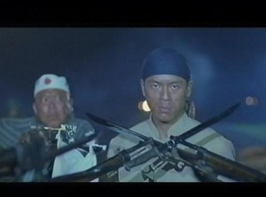 Sebuah adegan dalam film Merdeka 17805 (sumber:kinomusorka.ru)