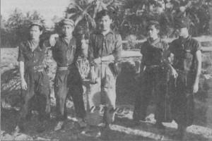 Para prajurit remaja dari kesatuan Tentara Pelajar Terpis (dok ipphos)