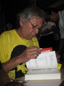 Herman O. Lantang (foto:hendijo)