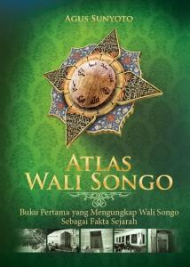 Buku Atlas Wali Songo karya Agus Sunyoto (sumber:Mizan)