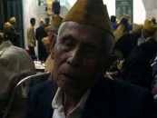 Usia 103 tahun, Fakih Yuhana Veteran Tertua di Bandung