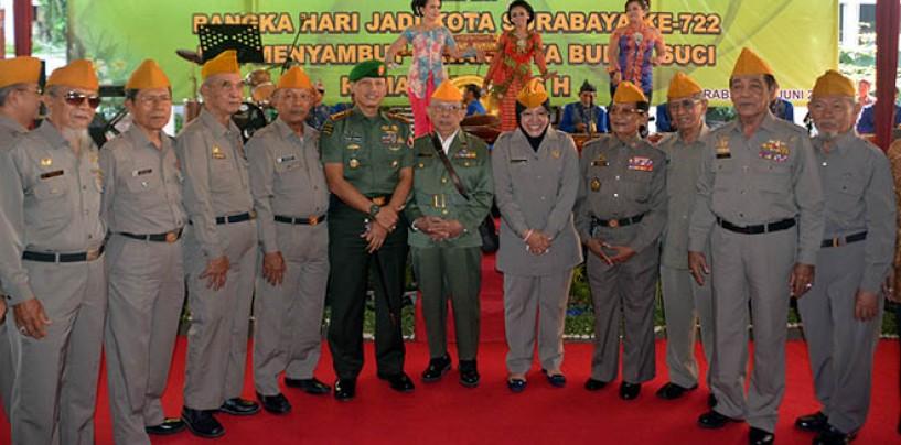 """LVRI Rencanakan Bangun """"Surabaya Veterans Memorial Park"""""""