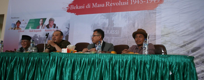 Melacak Jejak Sejarah Indonesia di Bekasi