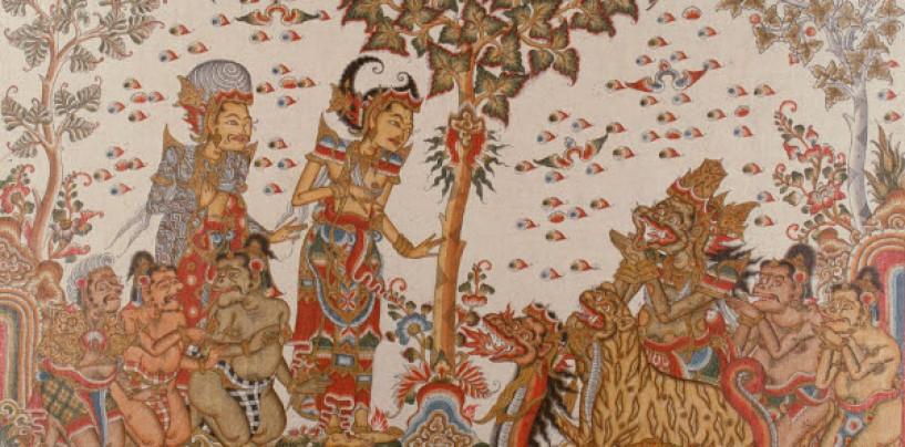 Sutasoma Asli Karya Mpu Tantular Dipamerkan di Museum Nasional
