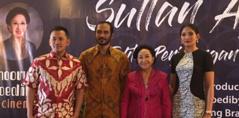 Kisah Hidup Sultan Agung Siap Difilmkan