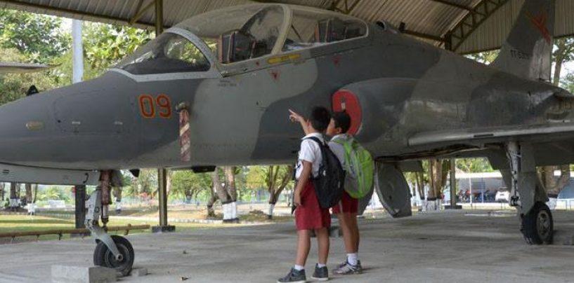 Kasau: Museum Dirgantara Menuju Terbesar di Asia Tenggara